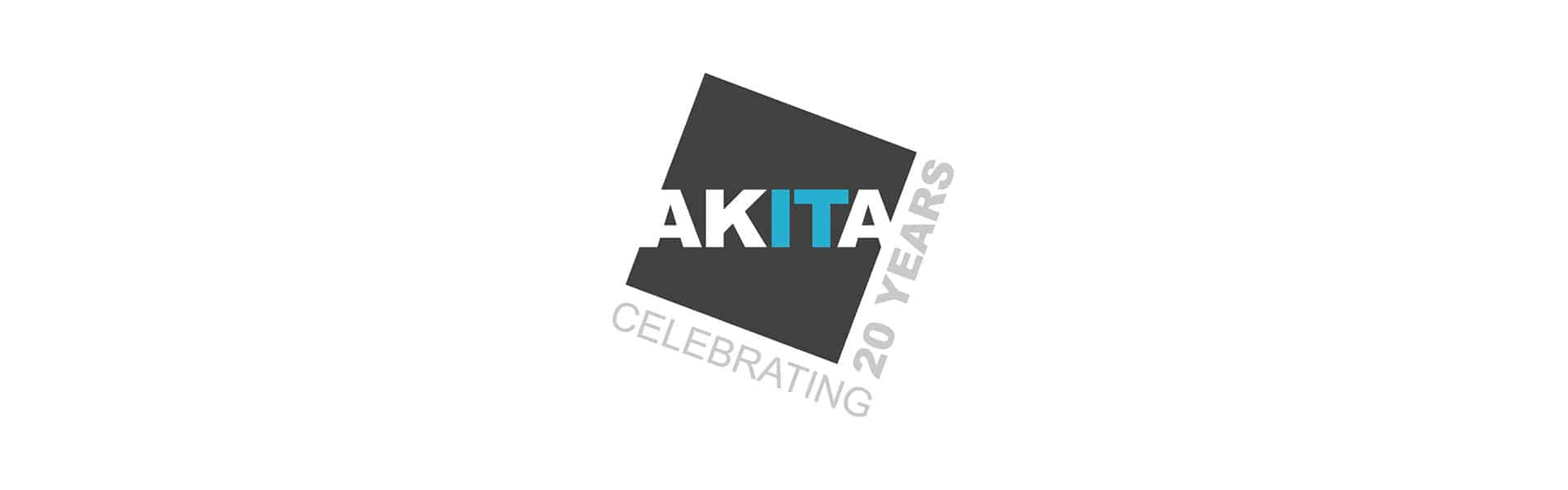 Akita Celebrating 20 Years