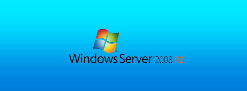 microsoft server 2008 RT