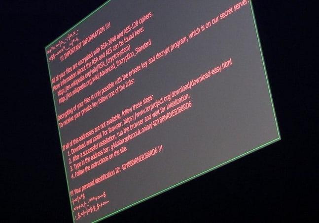 anti ransomware