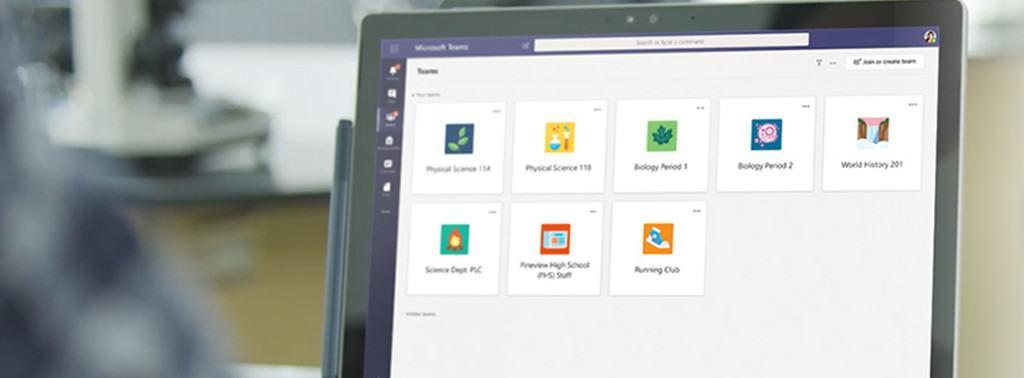 Microsoft Teams Services